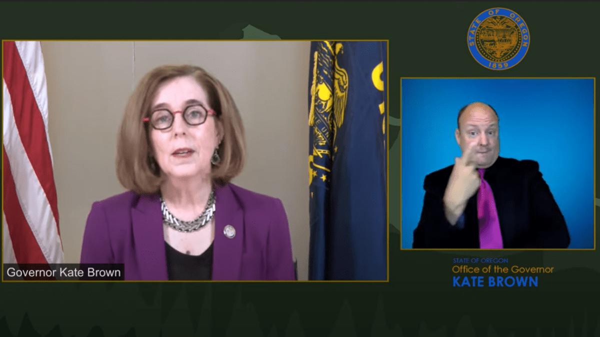 Governor Brown reinstates statewide masking mandate