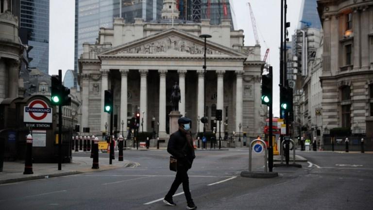 England enter a third national lockdown
