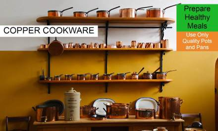 WHY YOUR HEALTH DEPENDS ON THE COOKWARE YOU USE – COOKING FOR HEALTH