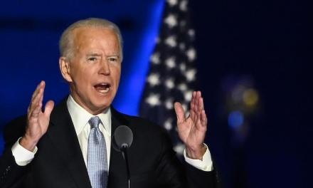 Donald Trump in denial over election defeat as Joe Biden gears up to fight Covid