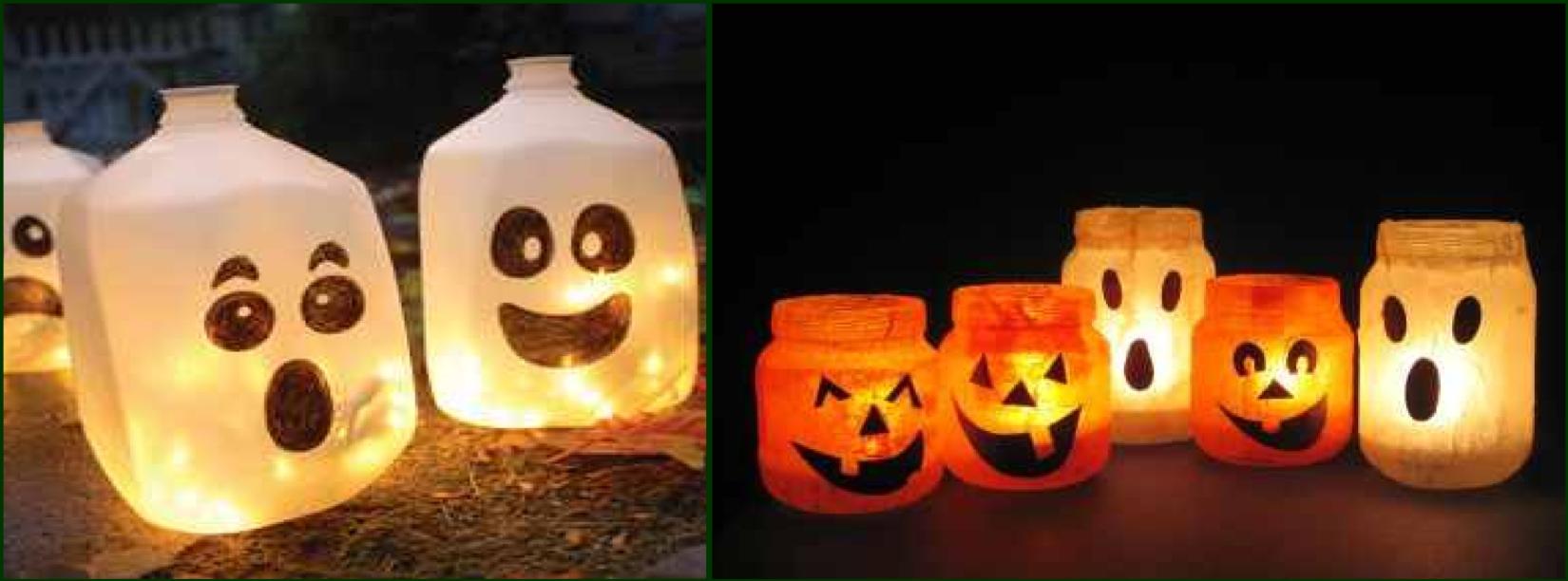 Halloween Recycled Craft Ideas  Covington Weekly