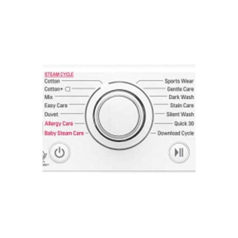 Lg motion washing machine manual