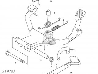Suzuki gsx 1250 fa service manual