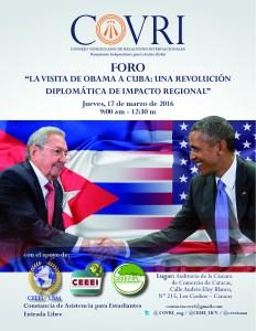 16-03-17 Afiche Obama Castro