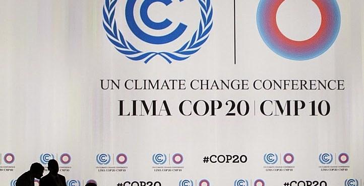 Medio Ambiente: De Lima a París – Por Julio César Pineda