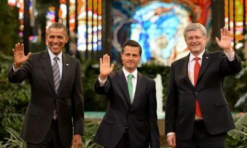 La Cumbre de América del Norte en Toluca – Por Victor Hugo Matos