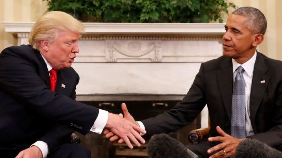 Donald-Trump-and-Barak-Obama-shake-hands-first-White-House-visit