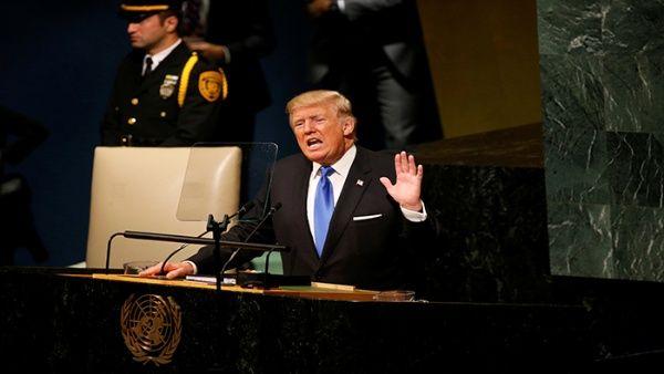 Trump en la ONU – Por Eloy Torres