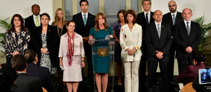 La contundencia del Grupo de Lima frente a Maduro – Por Gerson Revanales