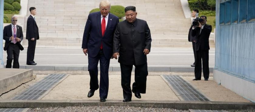 Una visita inesperada: ¿casualidad o diplomacia? – Por Ana Karenina Walo