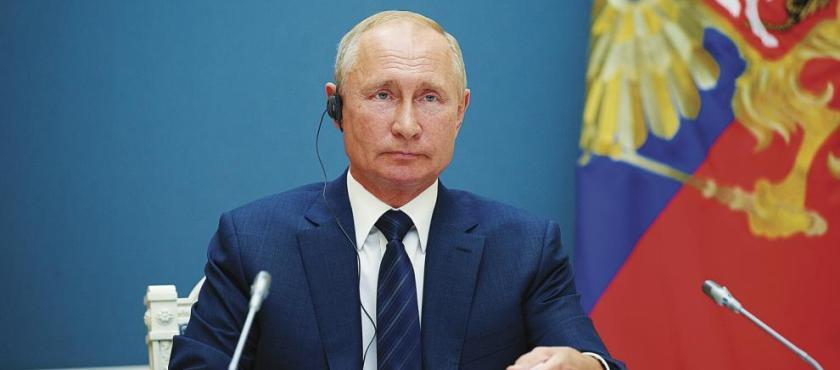 Putin y el plebiscito, un autoritarismo conservador y expansionista – por Carlos Luna Ramírez