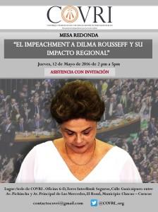 Mesa Redonda Impeachment Dilma