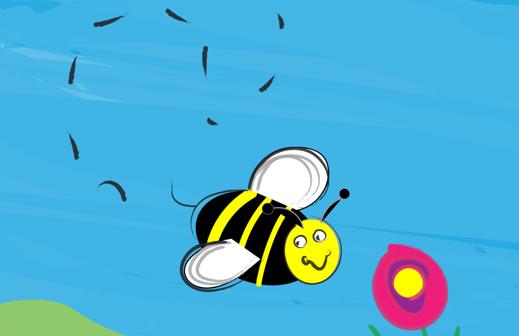 Bee Busy and Stay On Target