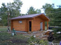 Small Log Cabins | Cowboy Log Homes