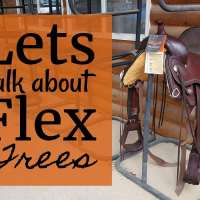 Let's Talk About Flex Tree Saddles