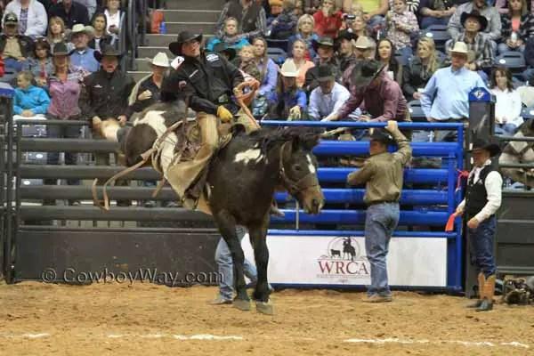 World Championship Ranch Rodeo Wrca Ranch Bronc Riding