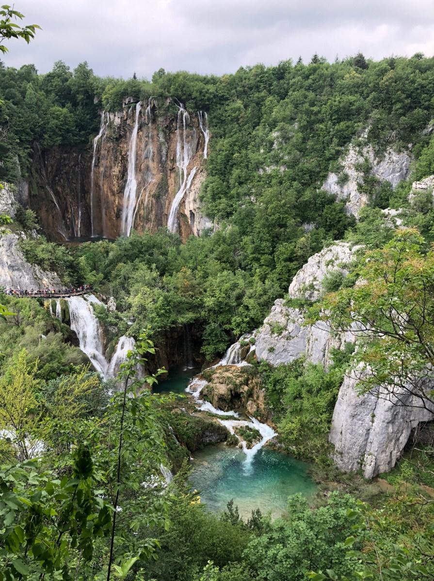 巴爾幹半島11天之旅(2018)-第七天,十六湖國家公園 (克羅地亞) – CowCow – 牛牛的旅遊世界