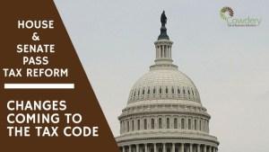 Tax Reform coming to U.S. Tax Payers   CowderyTax.com #taxes