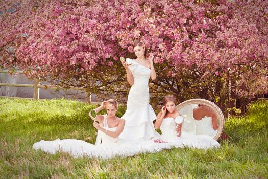 Style Shoot Hello Spring  Colorado Weddings Magazine
