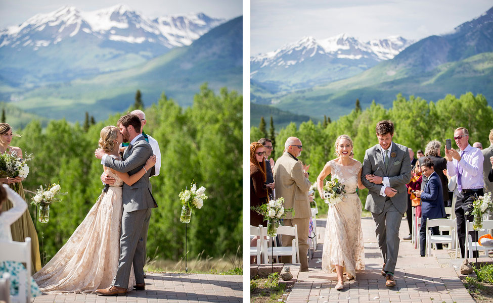 A Crested Butte Mountain Resort Wedding Colorado