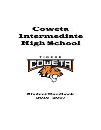 Coweta Public Schools :: Intermediate High School