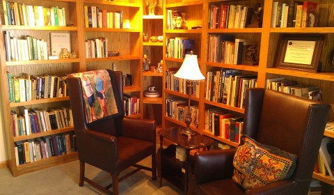 BR Library reading area