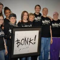 Bonk! poetry community