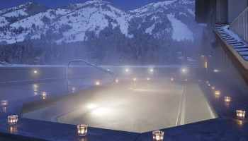 Teton Slider Spa