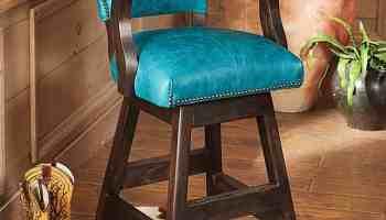 Laramie-Plains-Turquoise-Barstool