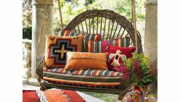 Front porch swings for summer