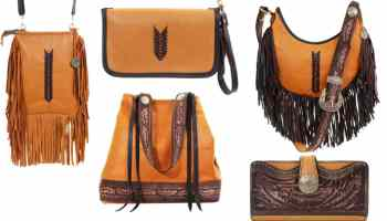 Double J Saddlery collection