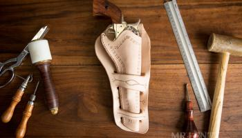 DIY leather crafts you can make at home