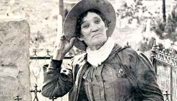 calamity jane cowgirl magazine