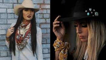 wild rag rags western fashion buck wild custom wild rags cowgirl magazine