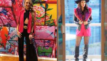 NFR PINK NIGHT FASHION cowgirl magazine
