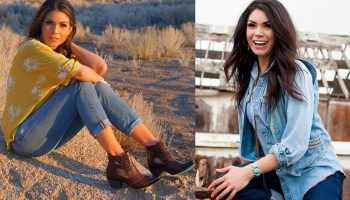 clothes according to cara cowgirl magazine western fashion influencer