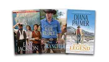 easy jackson bad place to die kate pearce the rancher wyoming legend diana palmer books romance westerns cowgirl magazine