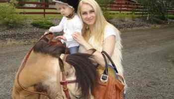 mommy and me horse class cowgirl magazine