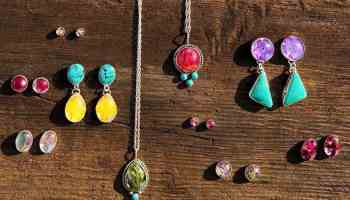 wildflower collection prairie sky jewelry co cowgirl magazine