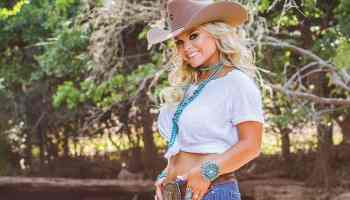 alexis bloomer cowgirl magazine