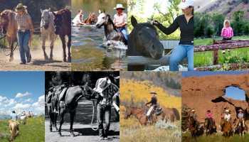 Dude ranchers association dream ranch vacation destinations
