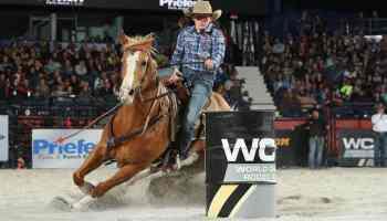 ivy conrado bull stock media wcra triple crown rodeo cowgirl magazine