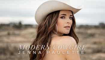 jenna paulette modern cowgirl album cover cowgirl magazine
