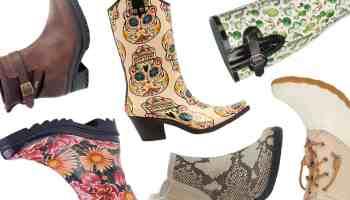 rain boots cowgirl magazine