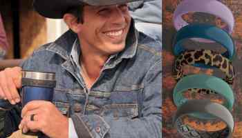 groove life rings wedding ring silicon ring cowgirl magazine jb Mauney