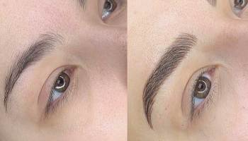 microblading Sara Mae beauty cowgirl magazine makeup