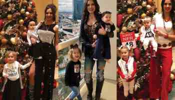 shea fisher durfey and family nfr looks cowgirl magazine