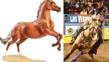 stingray Sherry Cervi Breyer cowgirl magazine