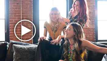 maddie and tae's cover shoot cowgirl magazine