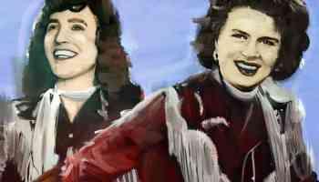 loretta lynn patsy cline I Fall To Pieces cowgirl magazine